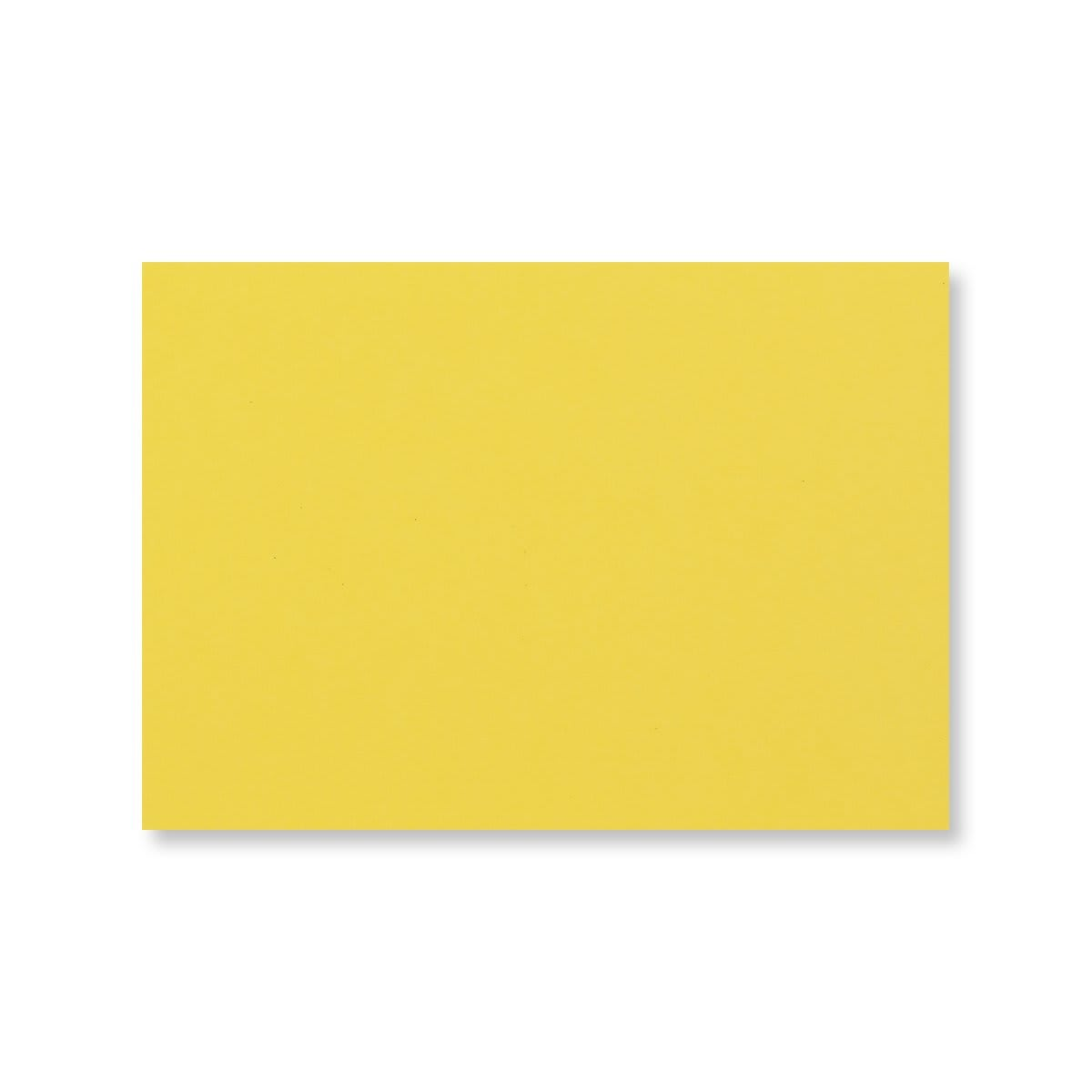 C6 MID YELLOW PEEL AND SEAL ENVELOPES