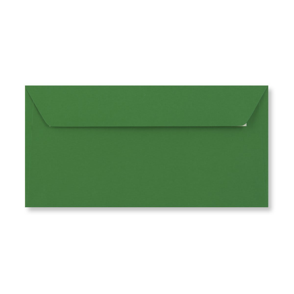 DL DEEP GREEN PEEL AND SEAL ENVELOPES