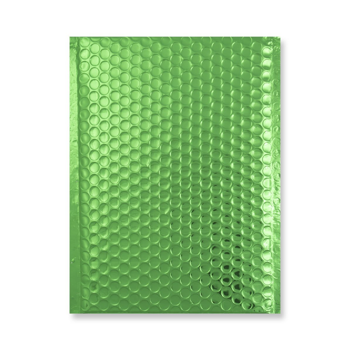 C5 + GLOSS METALLIC GREEN PADDED ENVELOPES (250 x 180MM)