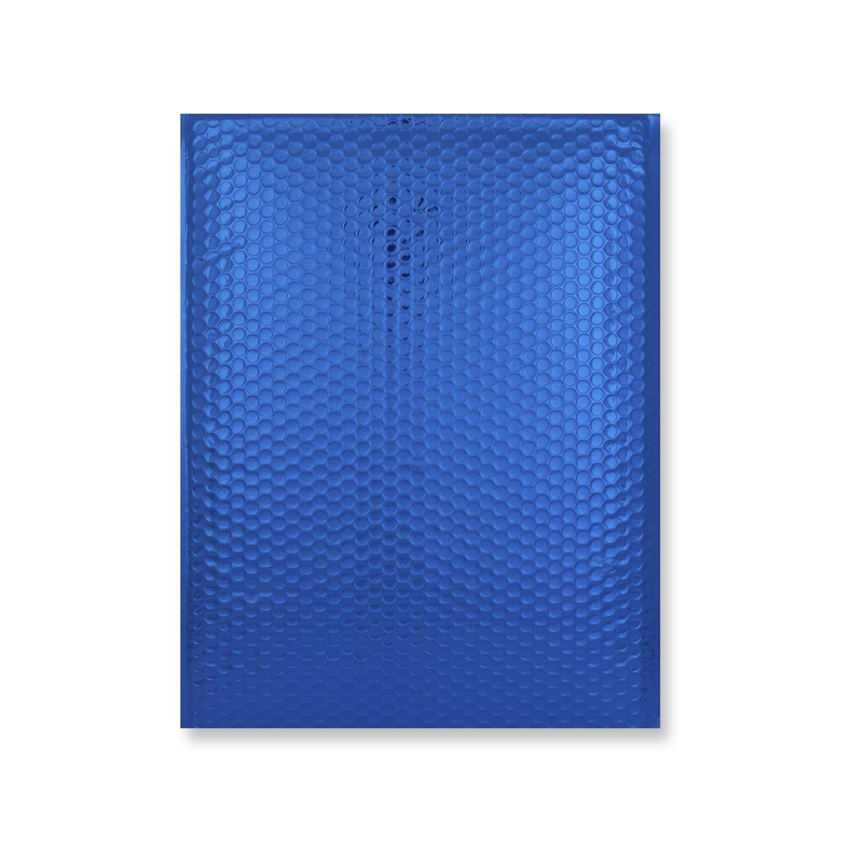 C3 GLOSS METALLIC BLUE PADDED ENVELOPES (450 x 320MM)