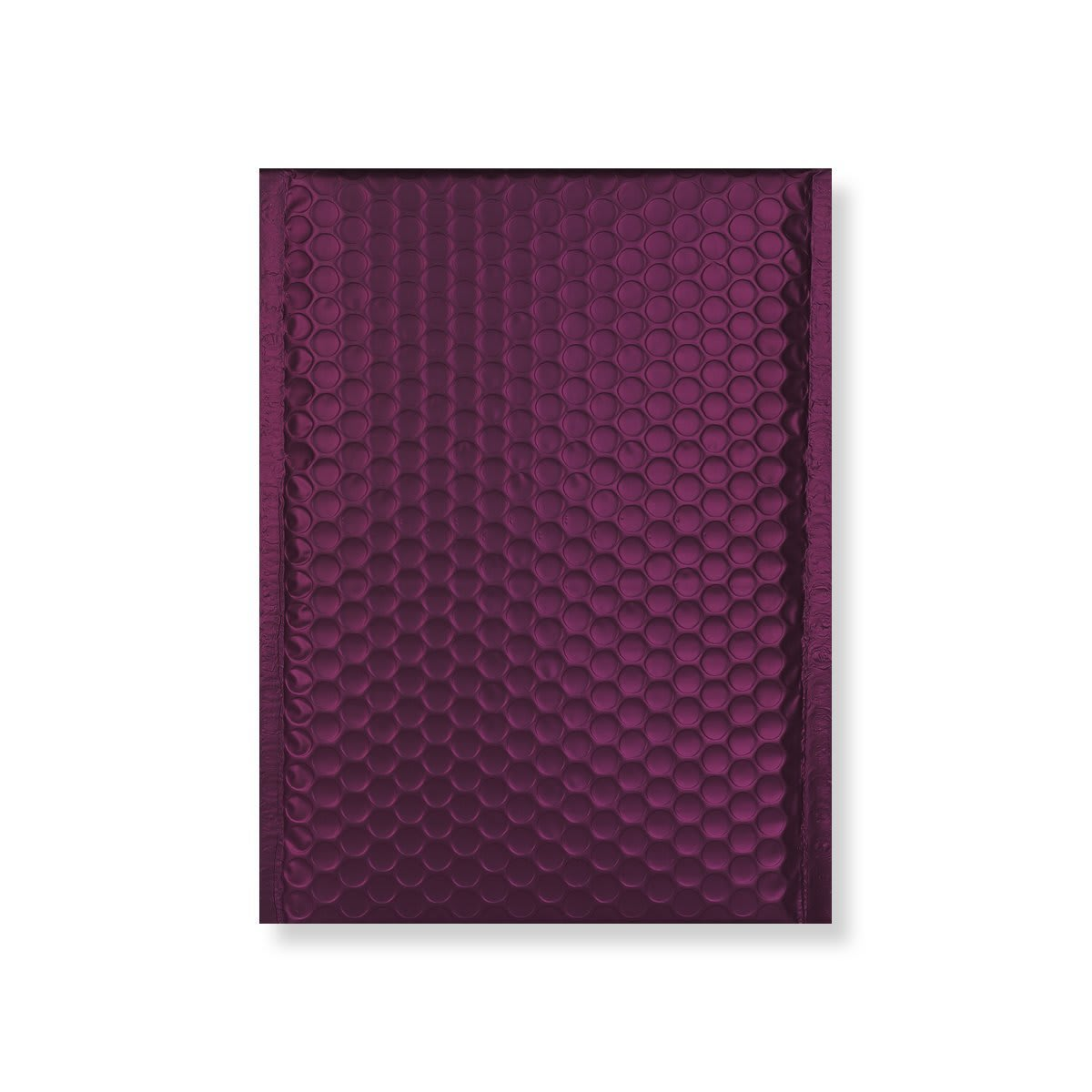 C4 MATT METALLIC BURGUNDY PADDED ENVELOPES (324 x 230MM)