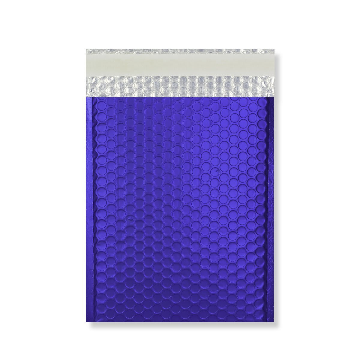 C4 MATT METALLIC DARK BLUE PADDED ENVELOPES (324 x 230MM)