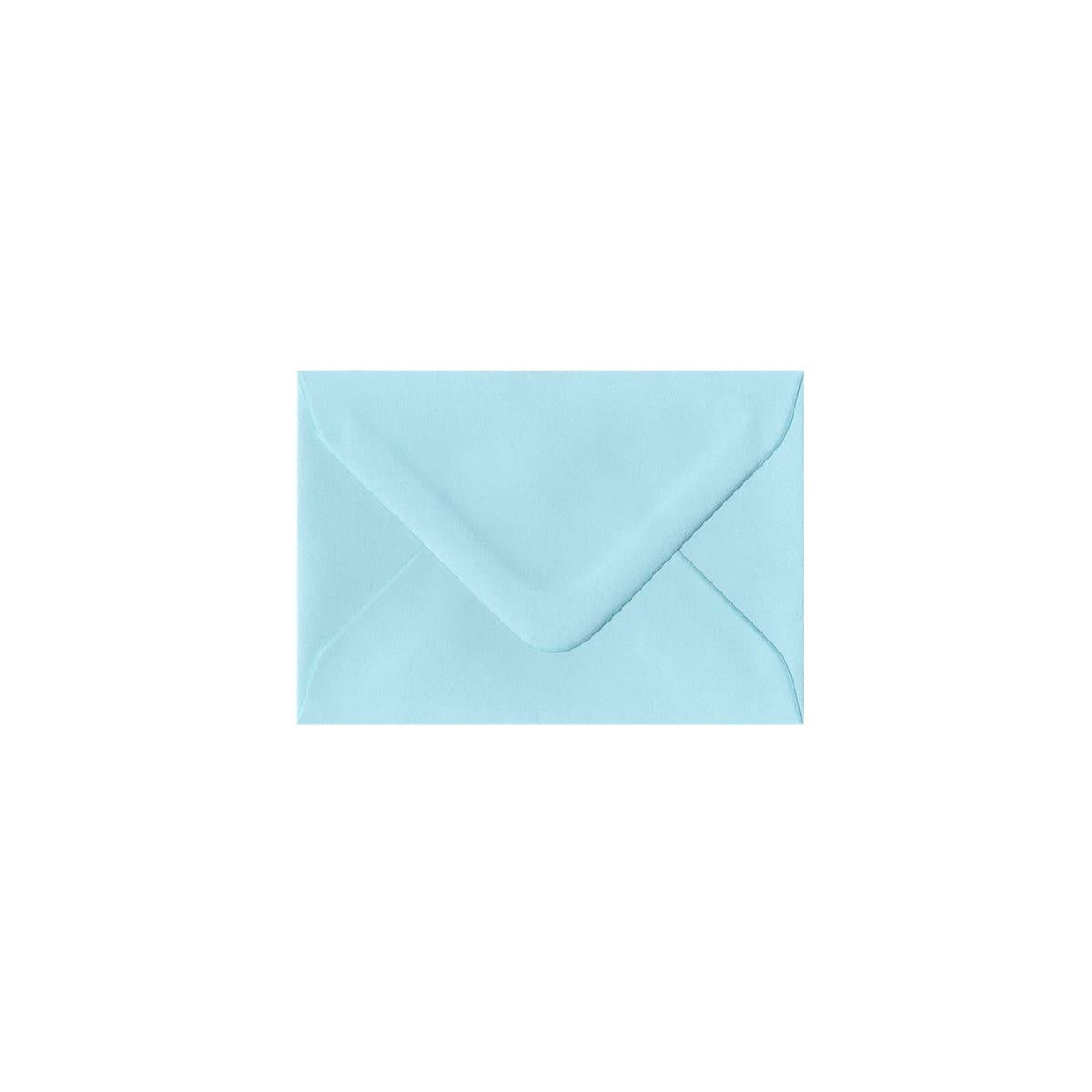 PASTEL BLUE 70 x 100 mm GIFT TAG ENVELOPE (i2)