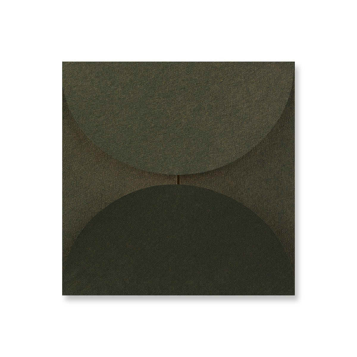 145 x 145mm CHAMPAGNE GREEN POUCHETTES