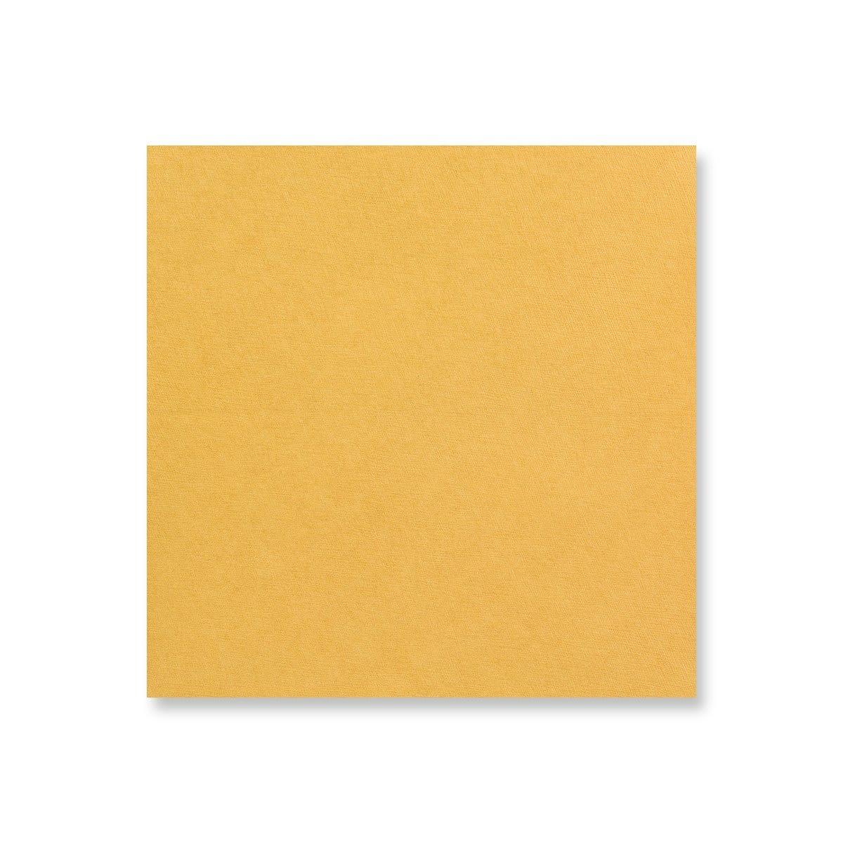 145 x 145mm GOLD POUCHETTES