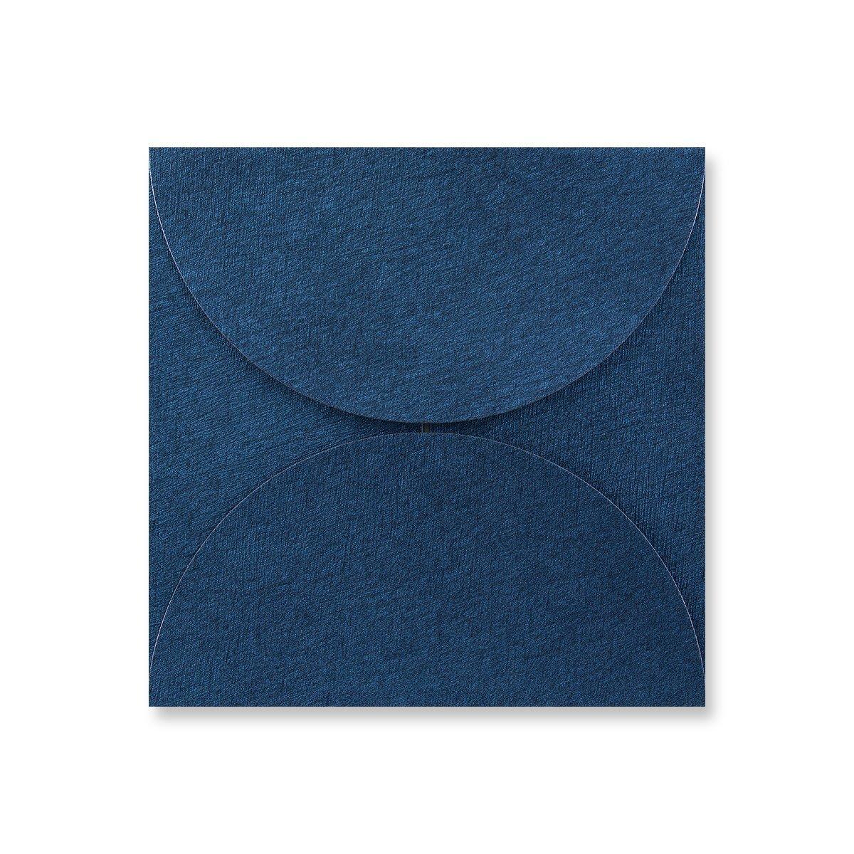 145 x 145mm ROYAL BLUE POUCHETTES