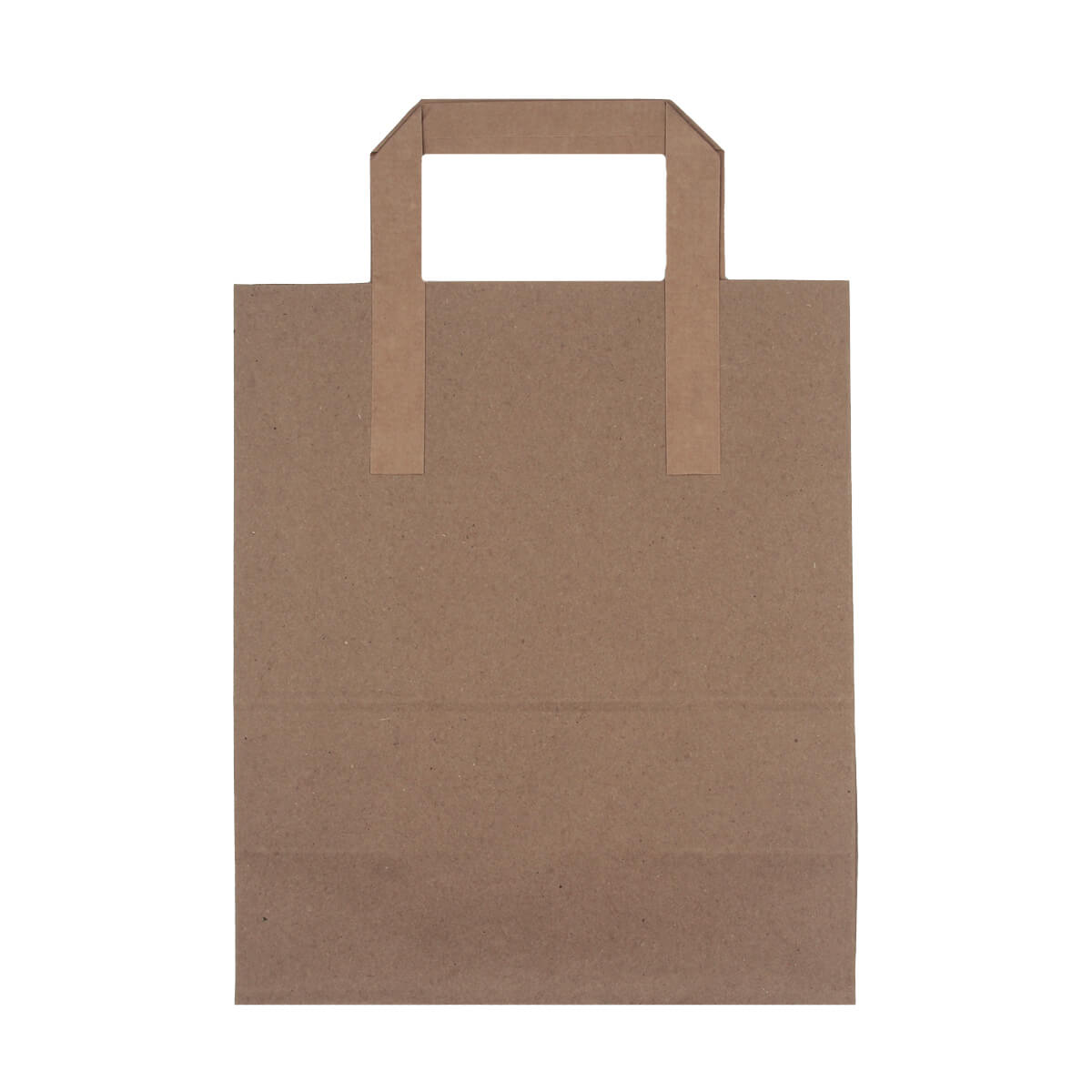 SMALL KRAFT CARRIER BAGS (SIZE 1)