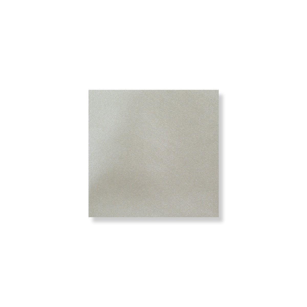 100 x 100MM SILVER PEARLESCENT ENVELOPES