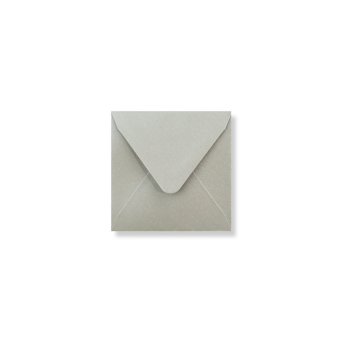 80 x 80 MM SILVER PEARLESCENT ENVELOPES