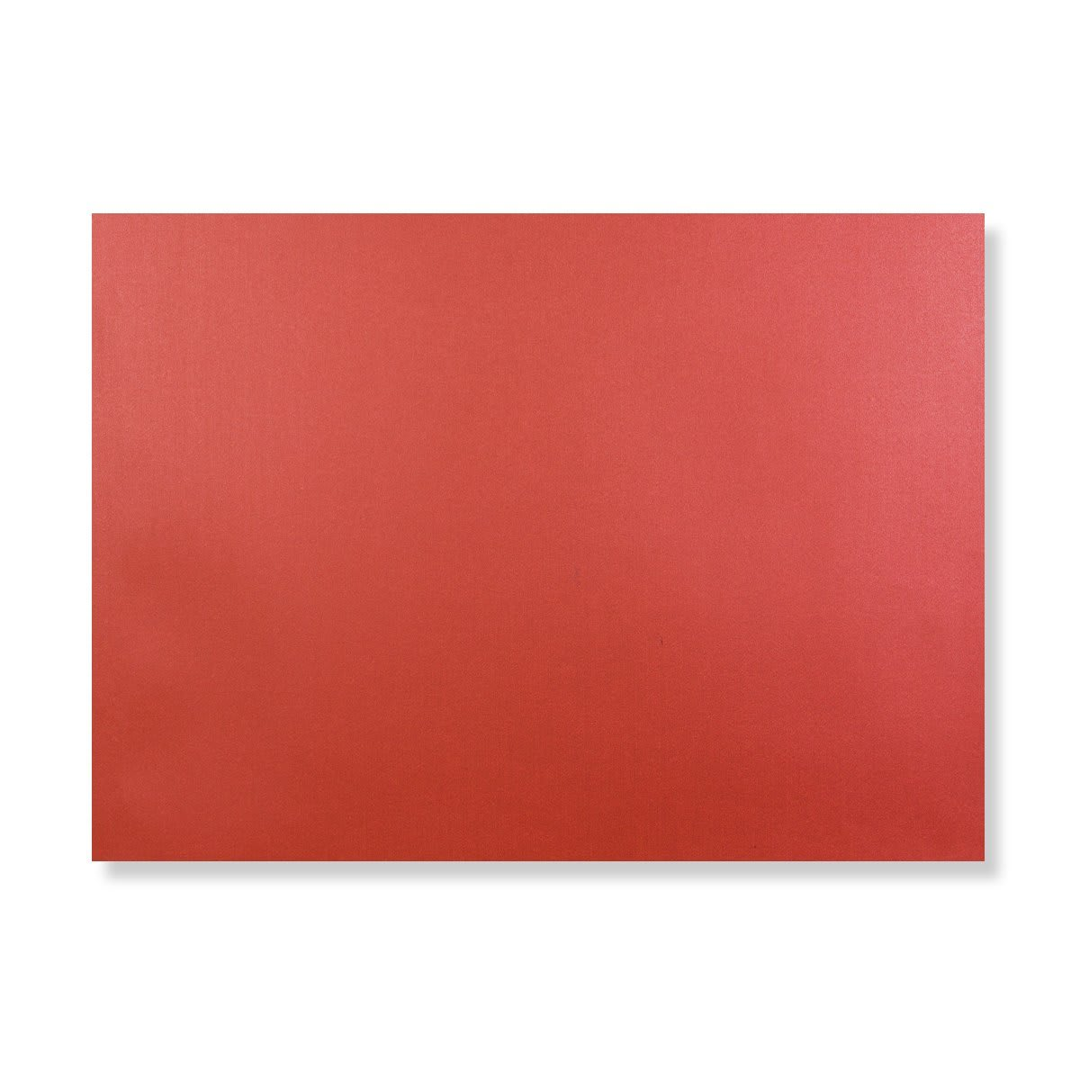 C4 CARDINAL RED PEARLESCENT ENVELOPES
