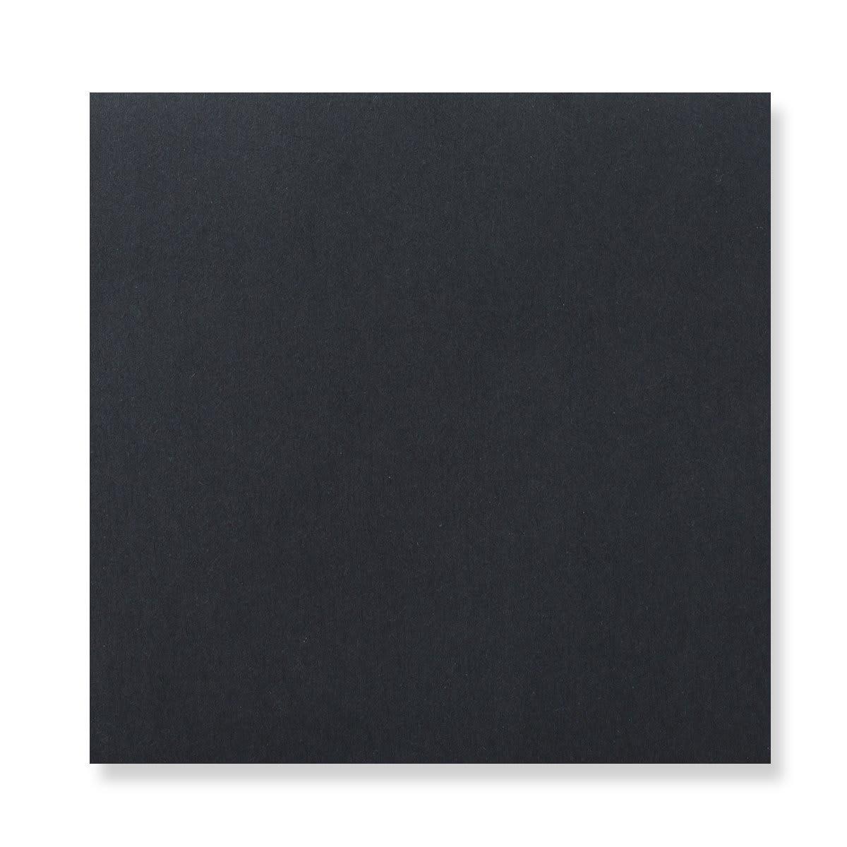 85 x 85mm BLACK MINI CD ENVELOPES