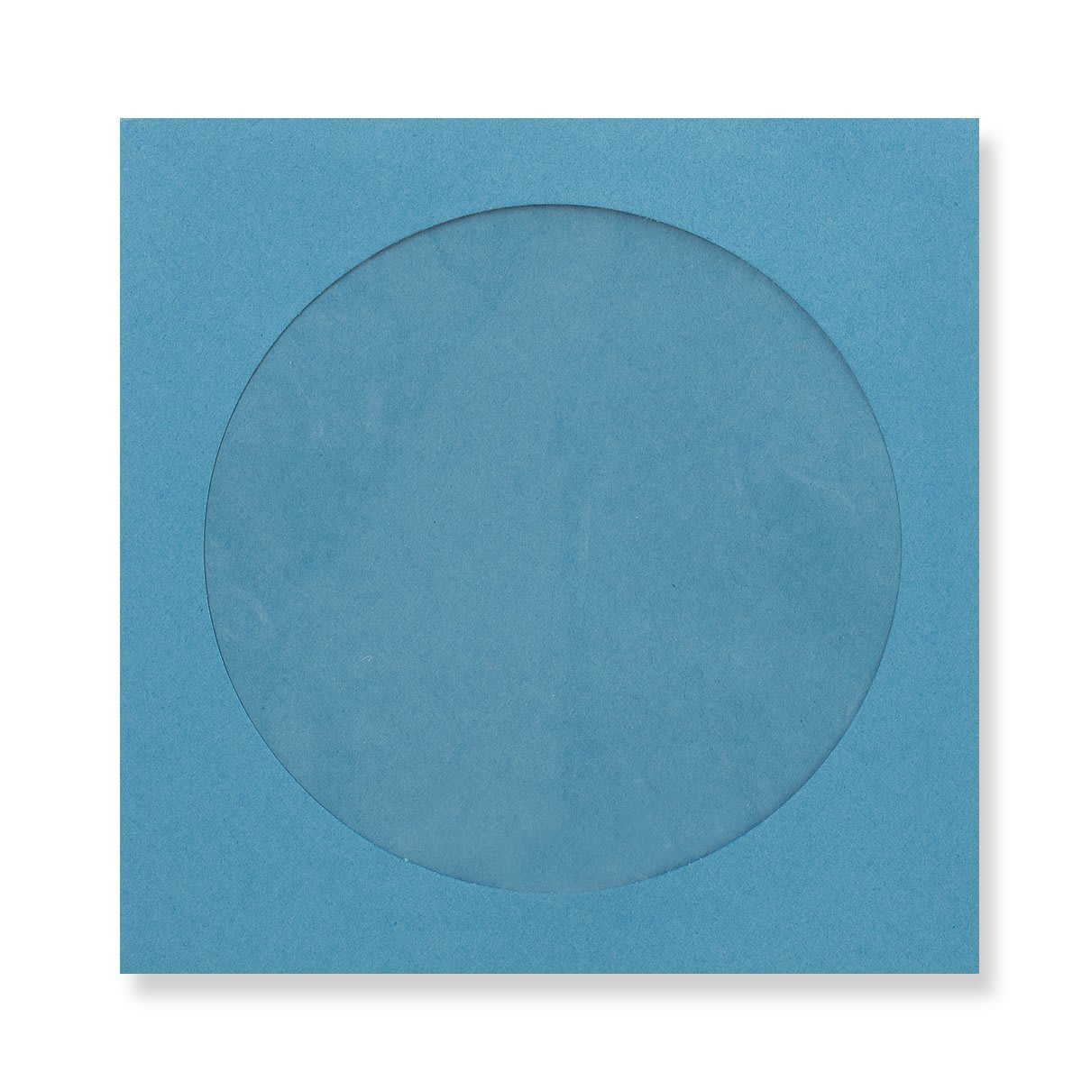 85 x 85mm BLUE MINI CD WINDOW ENVELOPES
