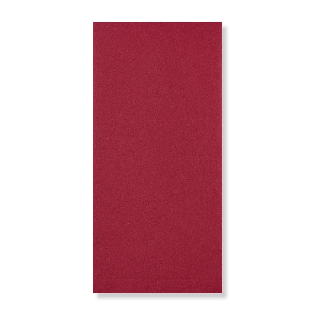 DL RED GUSSET STRING & WASHER ENVELOPES 180GSM