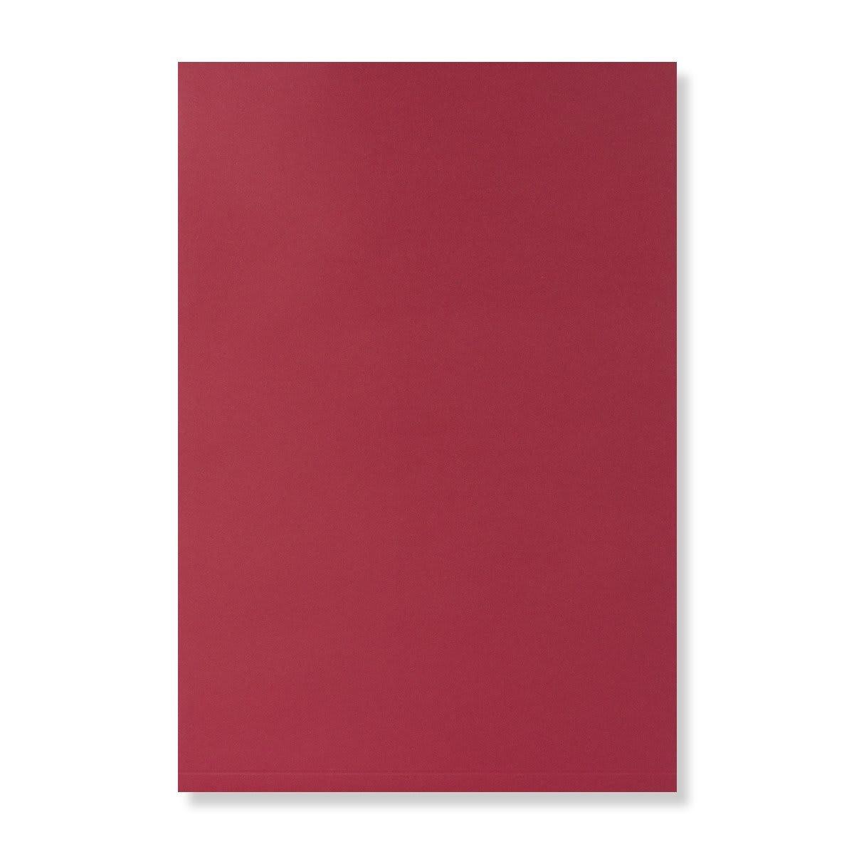 C4 RED GUSSET STRING & WASHER ENVELOPES 180GSM
