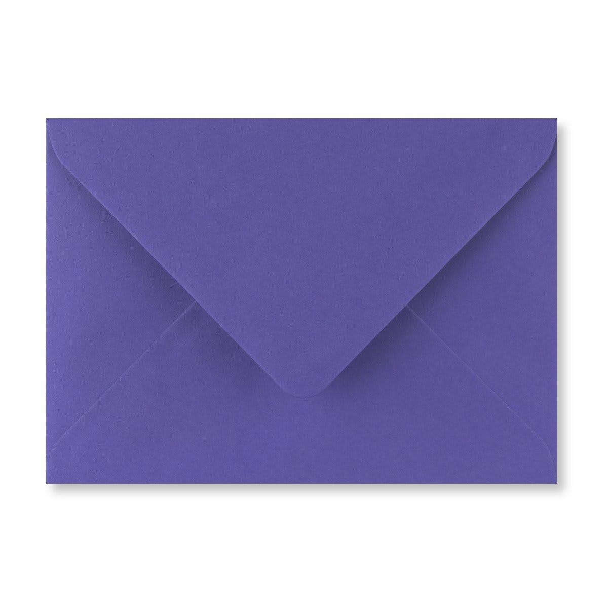IRIS BLUE 125 x 175mm ENVELOPES