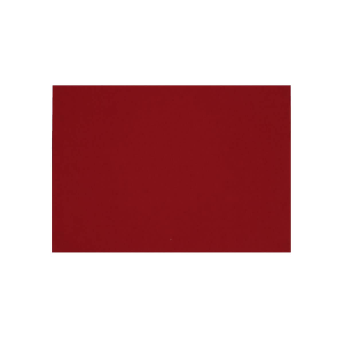 C5 DARK RED V-FLAP PEEL AND SEAL ENVELOPES