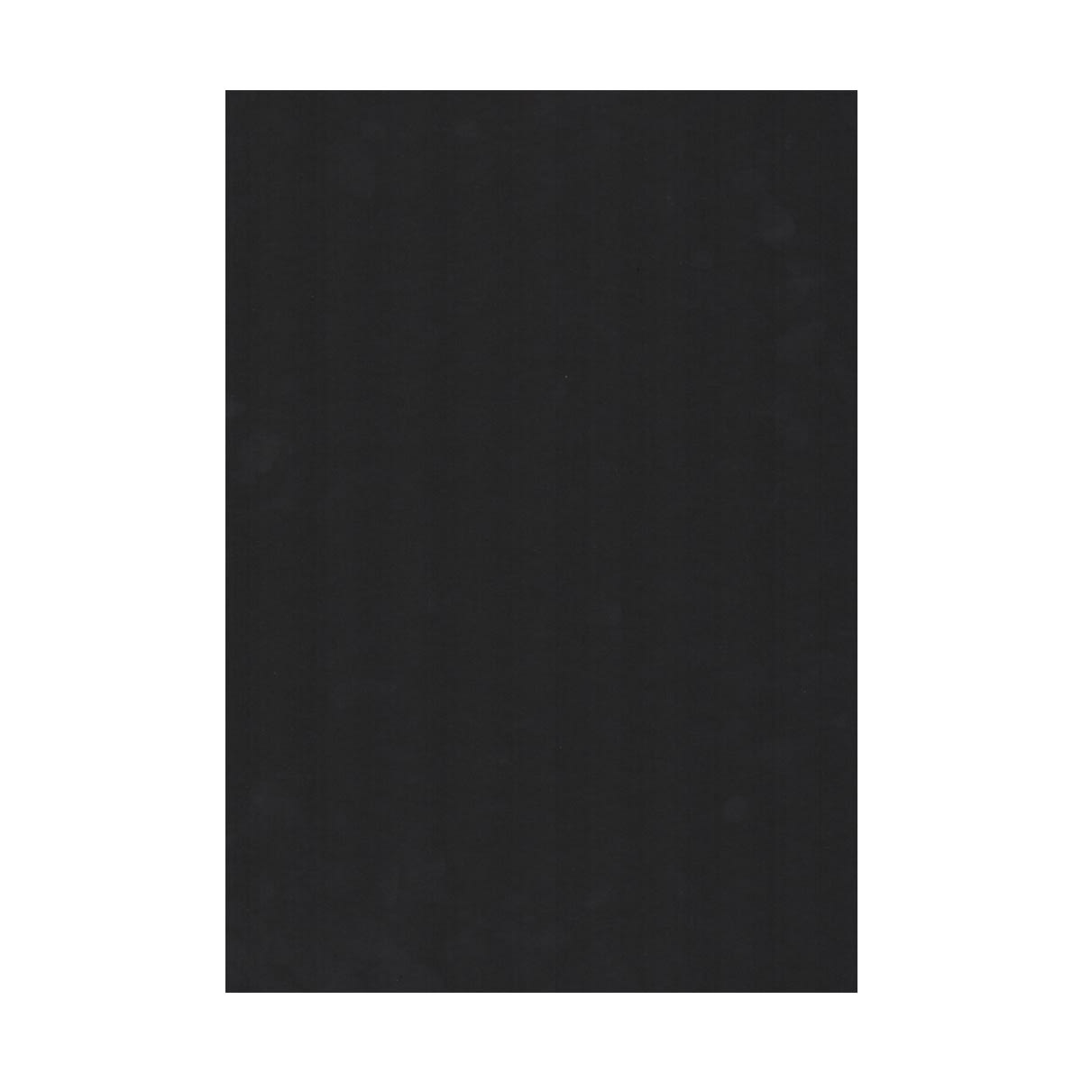A3 OLD SCHOOL BLACK CARD 210GSM