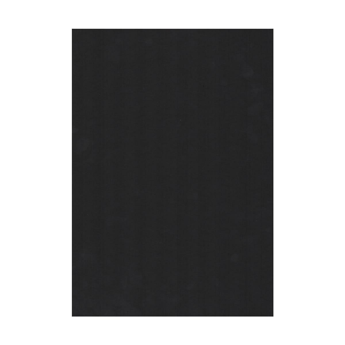 A3 OLD SCHOOL BLACK CARD 270GSM