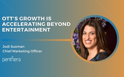 OTT's Growth Is Accelerating Beyond Entertainment to New Industries