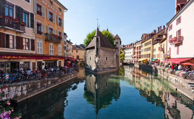 Annecy – Metz-Tessy