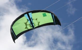 kitesurfing near London