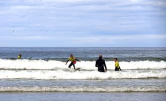 Suds surf sup school
