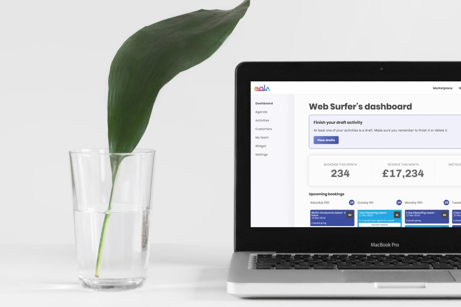eola booking platform