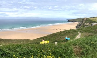 10 of the best places to go surfing in Cornwall