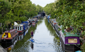 places to sup in london