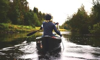 Book London canoeing