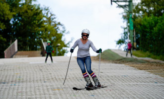 5 places to go skiing in the uk