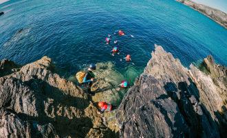 adventure activities summer UK