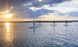 places to sup kayak canoe norfolk