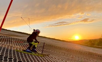 5 reasons to try skiing this summer