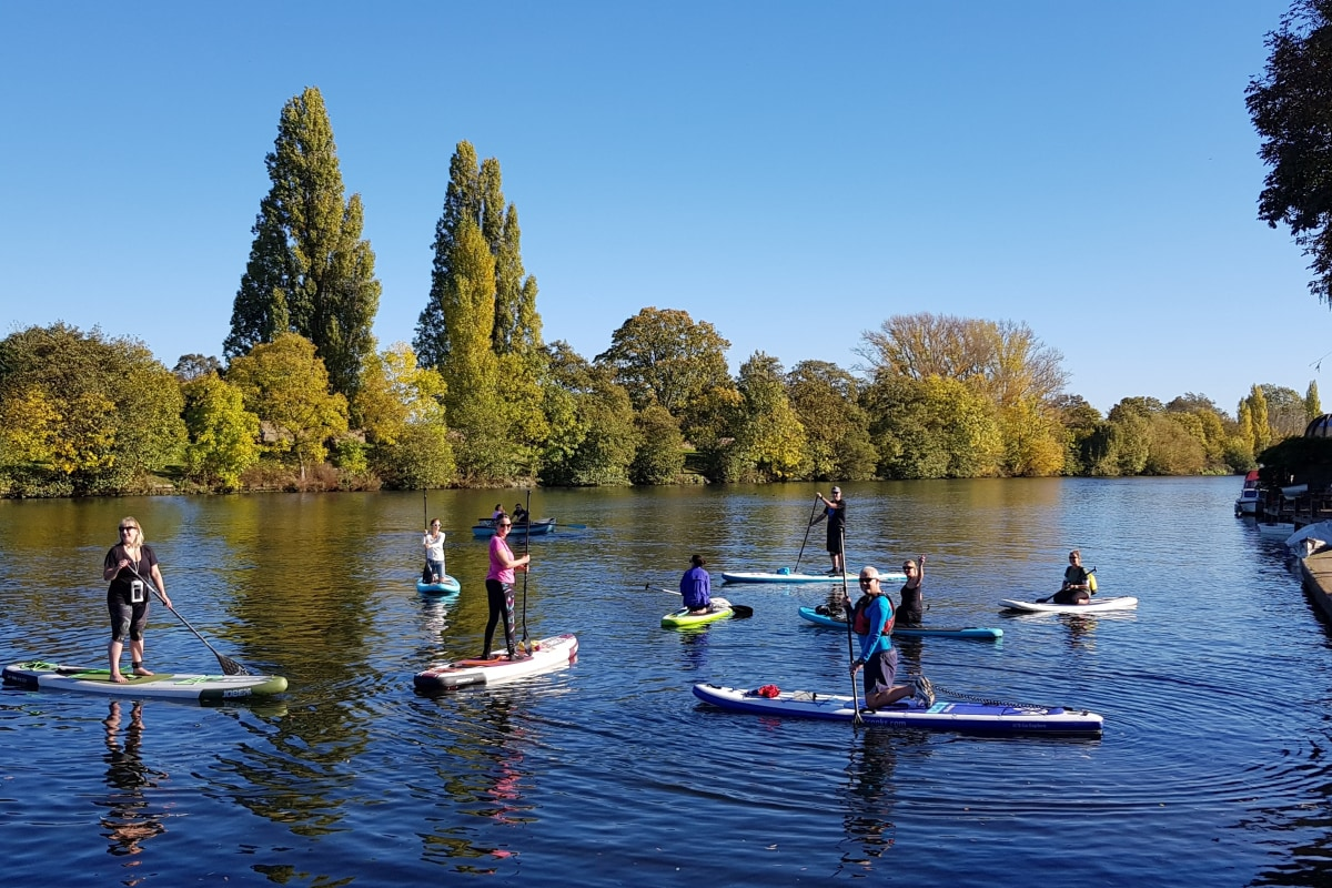 Thames Ditton sup