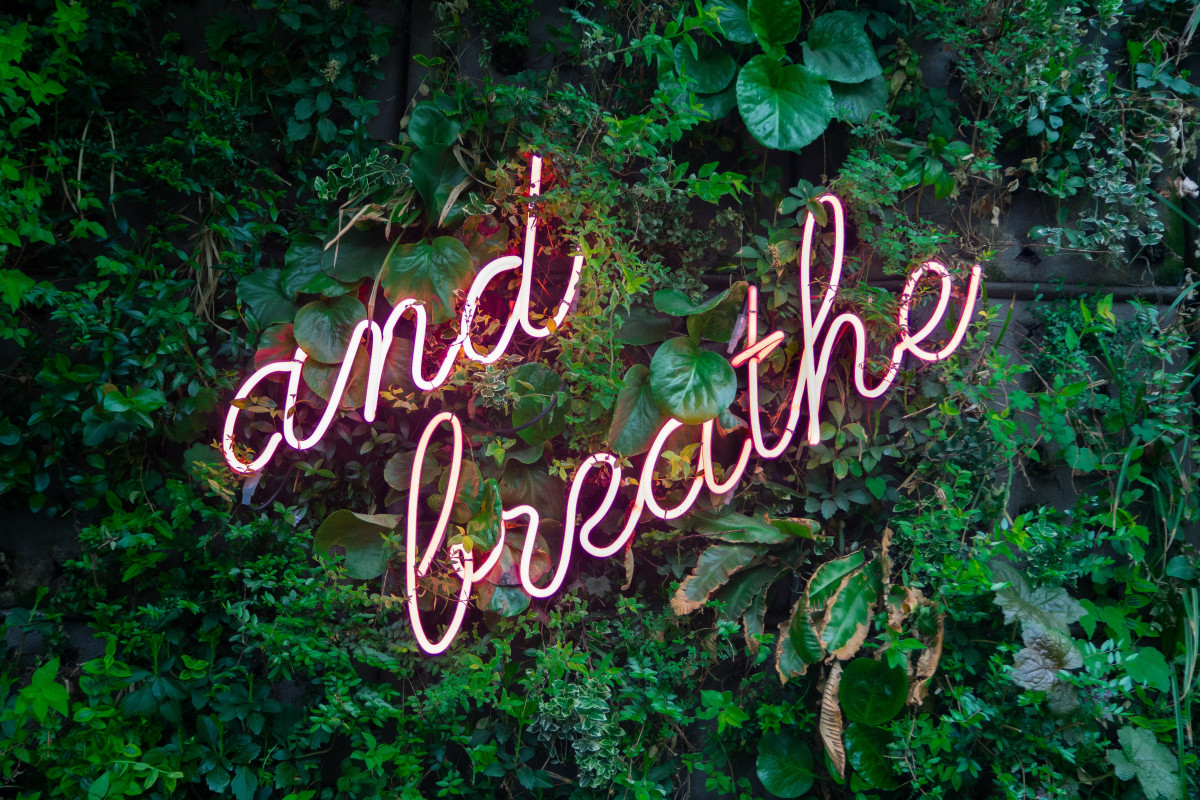and breath relax