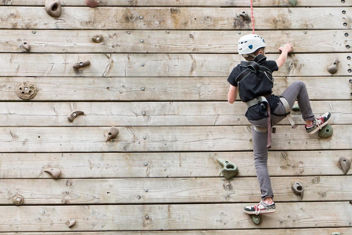 Blog 10 fitness activities 2020- Climbing