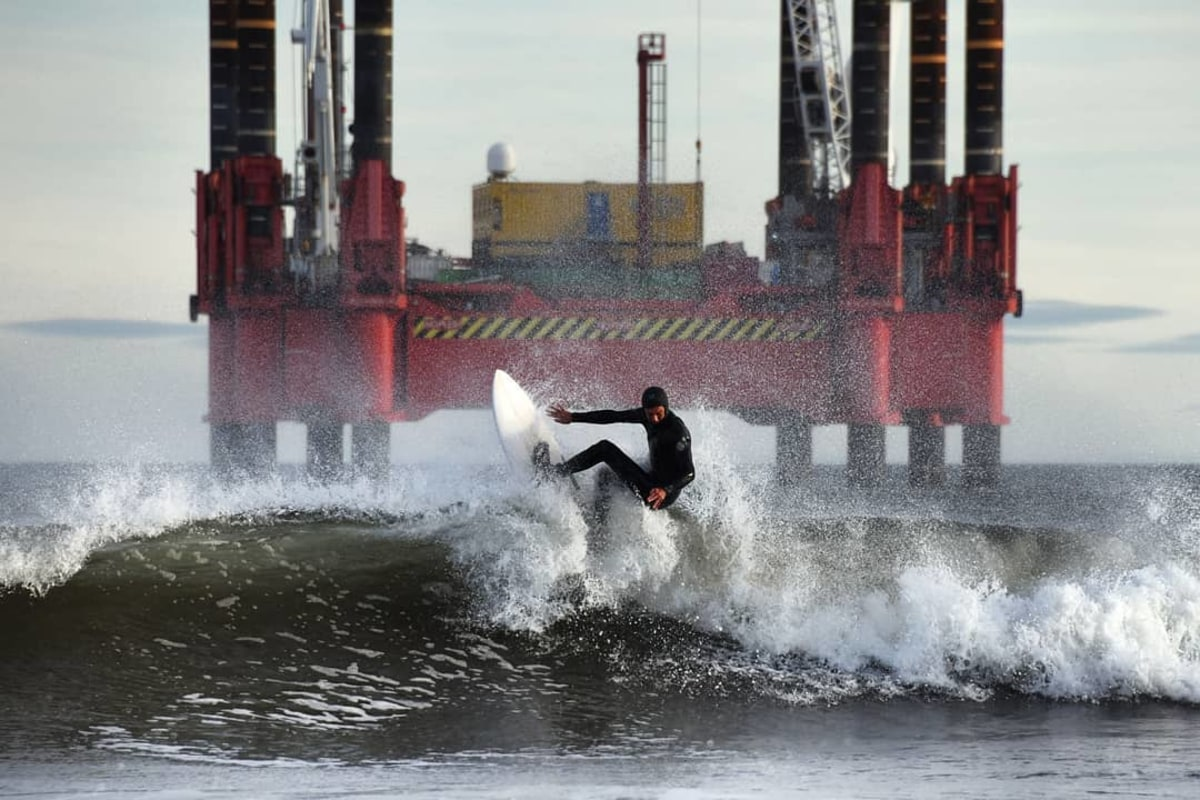 10 fitness activities- Surf