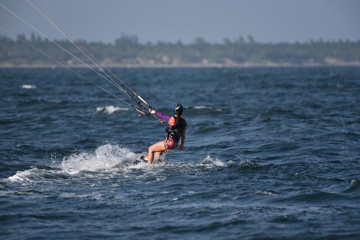 10 fitness activities 2020- kitesurfing