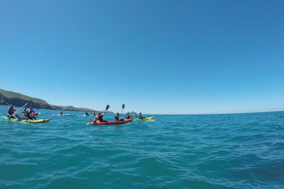 Cornish Coast Adventures Kayaking