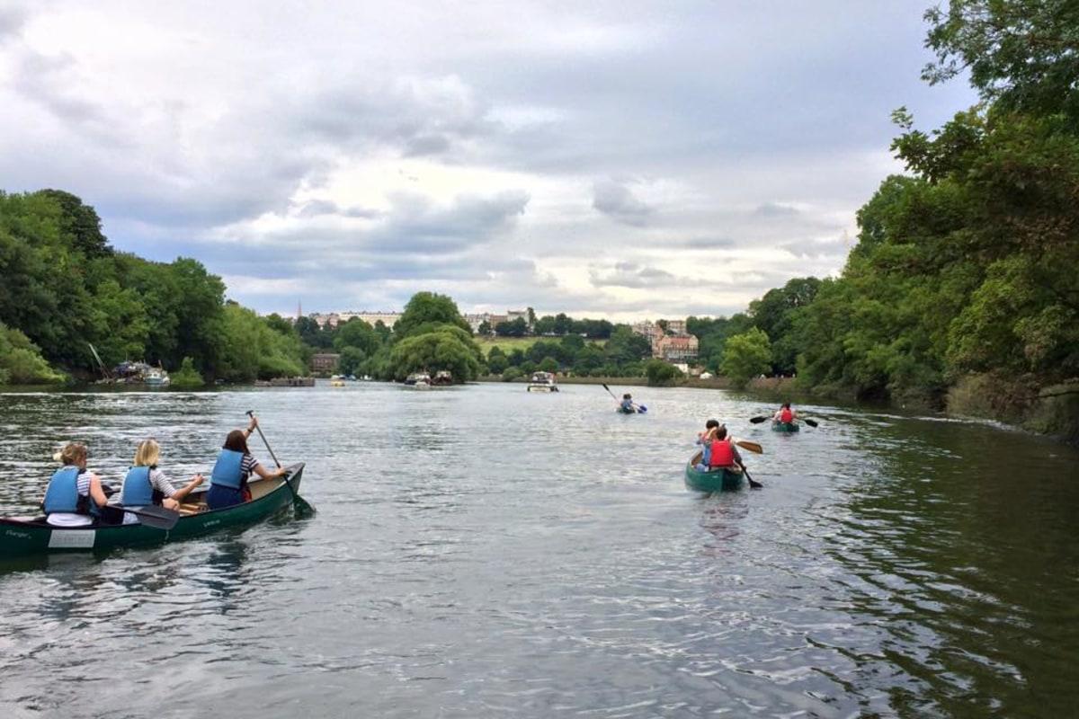 Richmond Canoe Trip