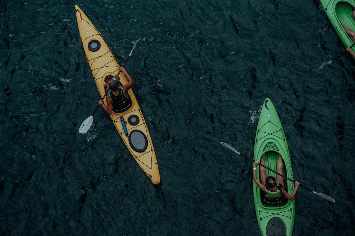 Back of Beyond Kayak- Unsplash
