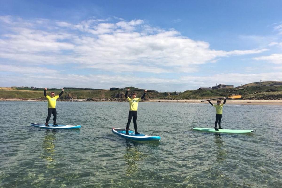 Suds Surf School Paddleboarding