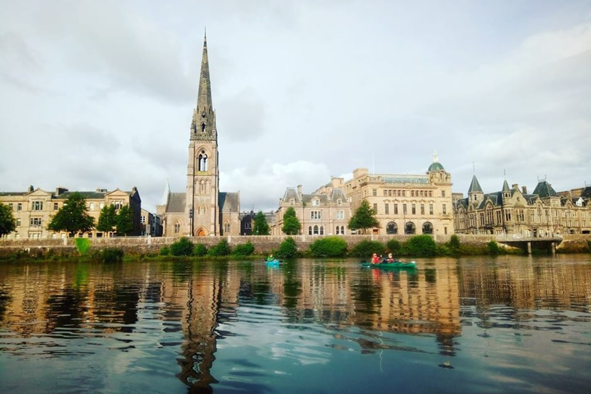Perth City Tours Guided Walk