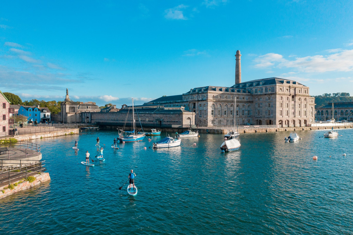 Book now SUP with South West SUP