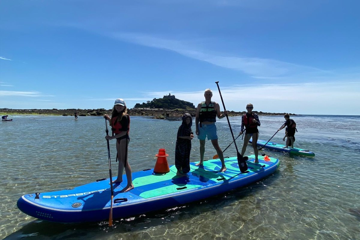 Book now SUP with Ocean High