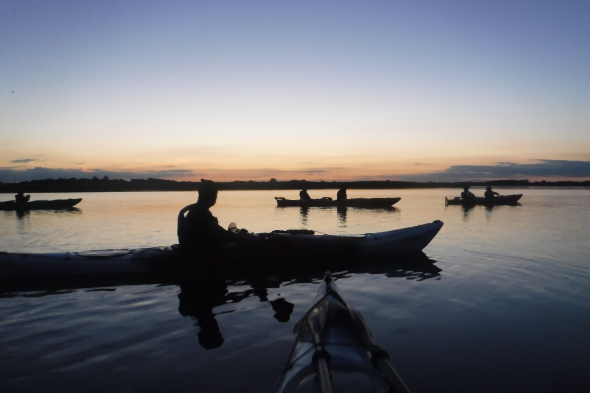 Book now kayaking with Norfolk Outdoors Adventures