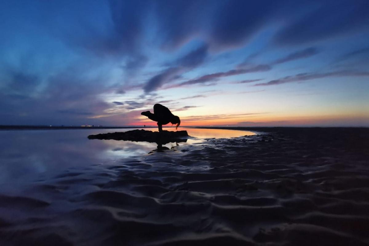 Green Seas Yoga - Beach Yoga