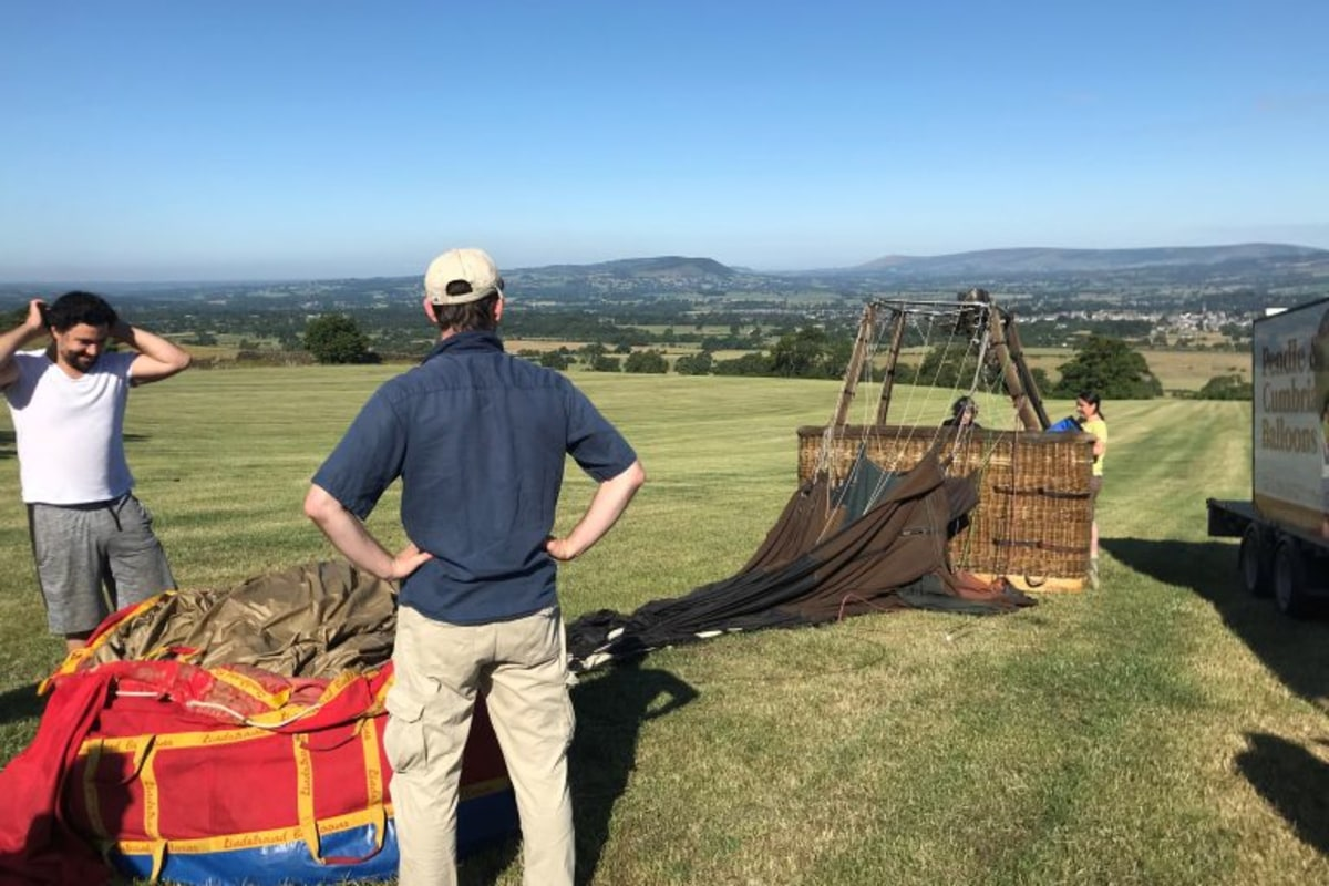 Pendle and Cumbria Balloons