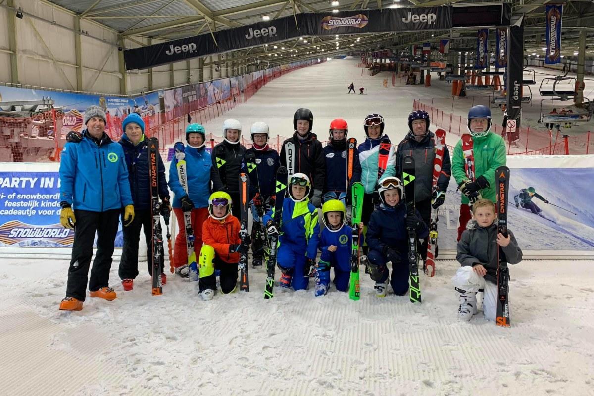 Book now skiing with Midland Ski Club